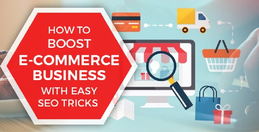 E-commerce Business with Easy SEO Tricks