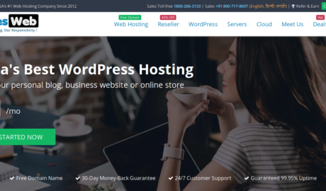 MilesWeb WordPress Hosting
