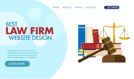 best law firm websites design..